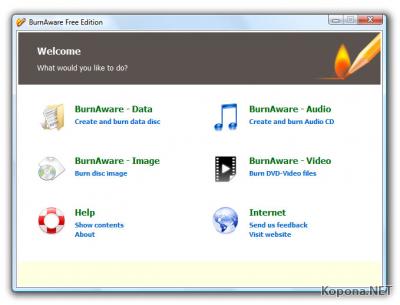 BurnAware Free 1.29