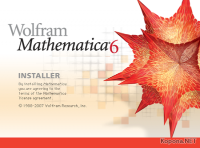 Wolfram Research Mathematica 6.0.2