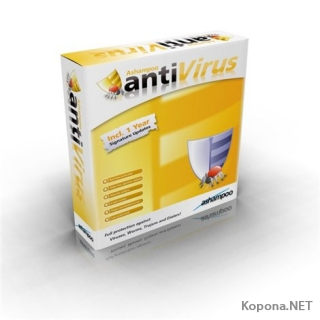 Ashampoo AntiVirus 1.61 Multilanguage