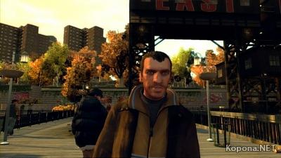 Мультиплеер в GTA IV