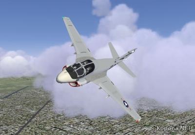 FlightGear 1.0.0 (2007)
