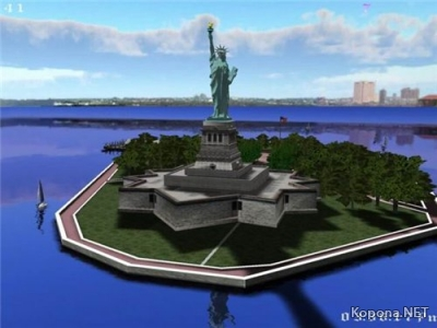 Statue of Liberty 3D Deluxe - Screensaver