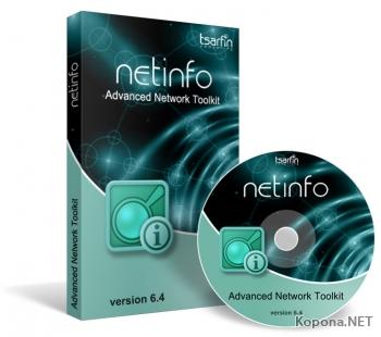 Tsarfin NetInfo v6.4.205