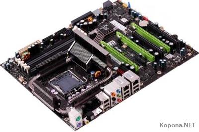 XFX nForce 790i Ultra SLI для супергеймеров