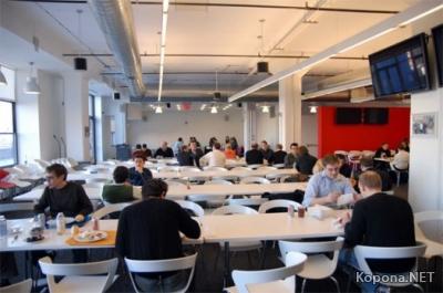 Офис Google в Нью-Йорке (18 фото + 1 Видео)