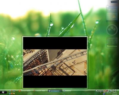 Vista Thumbnail Sizer - изменяем размер окон на панели задач.