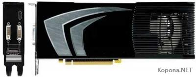 GeForce 9800 GX2 по версии Galaxy, Jetway и VVIKOO