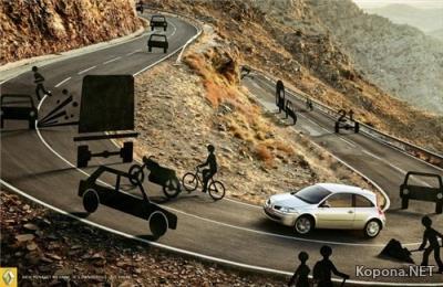 Herve Plumet - Креативная реклама