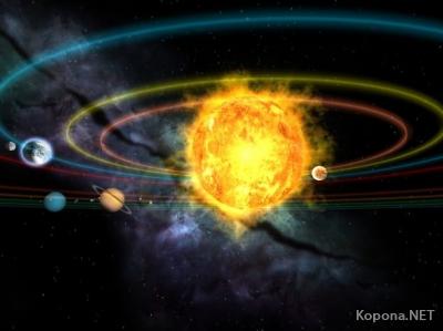 Solar System 3D ScreenSaver v1.0