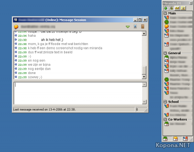 Miranda IM 0.8.0 Test Build 15