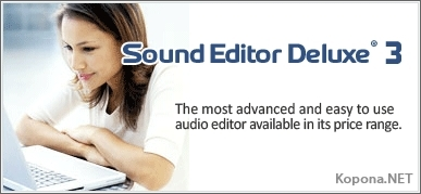 Sound Editor Deluxe v4.0