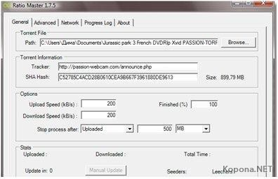 Portable RatioMaster 1.7.5