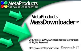 Mass Downloader 3.4 Build 725