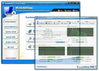 WinUtilities 6.1