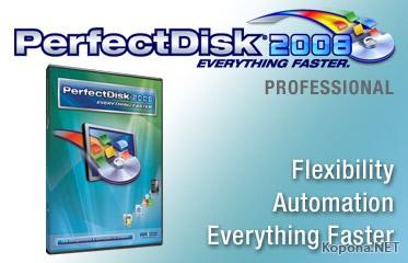 Raxco PerfectDisk 2008 Build 52 Professional