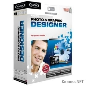 MAGIX Xtreme Photo and Graphic Designer E-version 2.1.0.22