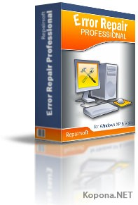 Error Repair Professional v3.8.2