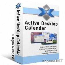 Active Desktop Calendar 7.48 Build 080417