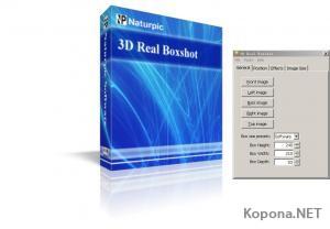 3D Real Boxshot v3.20