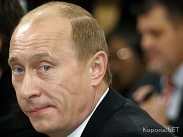 Владимир Путин: женщина в доме все должна делать сама