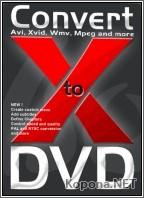 VSO ConvertXToDVD v3.0.0.13