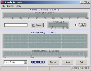 Steady Recorder 2.4.3