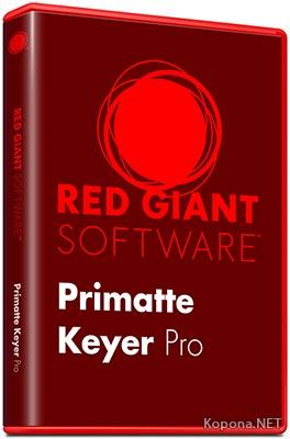 Red Giant Primatte Keyer Pro v4.0 for AE and AVX