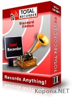 Total Recorder Professional v7.0 with all Addons