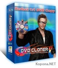 DVD-Cloner v5.30 Build 970