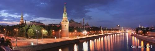 Панорама Москвы - SuperHQ
