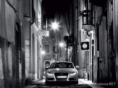 Audi A5 2.7 TDI Coupe '2007 Wallpapers