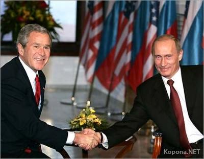 Путин пригрозил США забрать Крым и Восточную Украину
