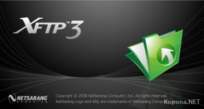 NetSarang Xftp v3.0.0179