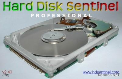 Hard Disk Sentinel PRO v2.40