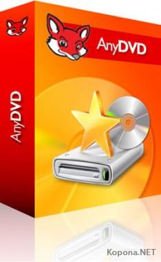 AnyDVD & AnyDVD HD 6.4.1.2