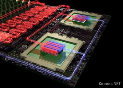 """Суперкомпьютер с """"водянкой"""" и UNIX-сервер с 5-ГГц процессорами"""