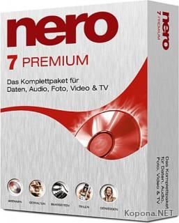 Nero 7 Premium Reloaded 7.11.10.0