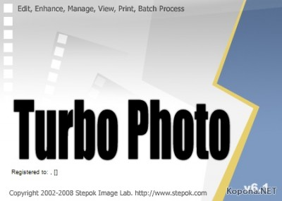 Turbo Photo v6.1