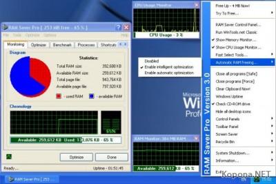 RAM Saver Pro 7.5