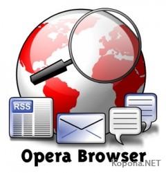 Opera 9.50 Build 9945 Beta
