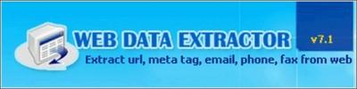 Web Data Extractor 7.1