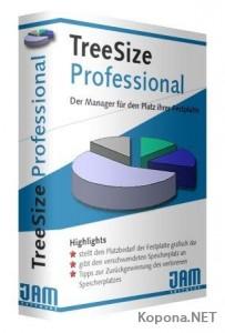 TreeSize Professional v5.1.1.418