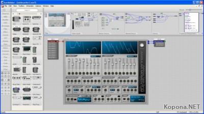 Outsim SynthMaker v1.1