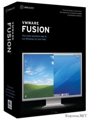 VMware Fusion v1.1.2.87978 (MacOSX)