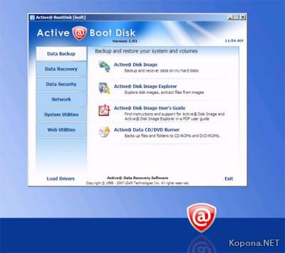 Active Boot Disk v3.0.89