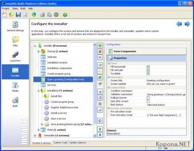 EJ Technologies Install4j MultiPlatform Edition v4.1.1