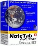 NoteTab Pro v5.61
