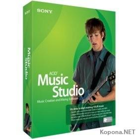 Sony Acid Music Studio v7.0a