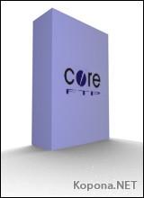 Core FTP Pro v2.1 build 1563