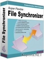 Super Flexible File Synchronizer v4.12d Build 71
